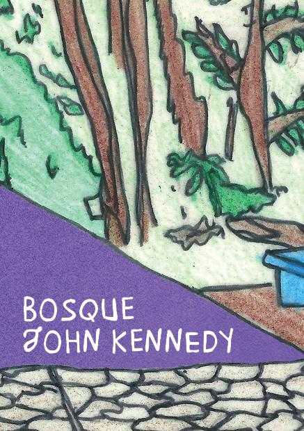 bosque john kennedy